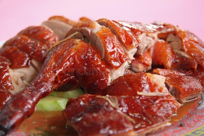 Roast duck stock photography