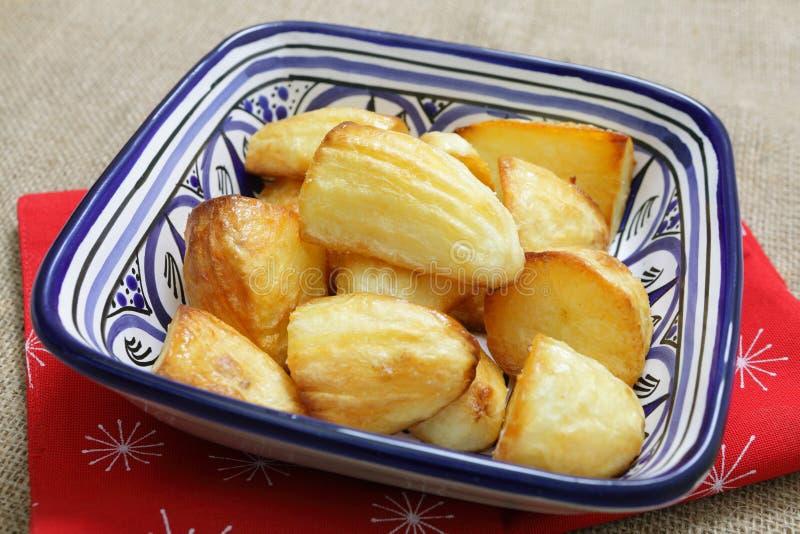Roast potato bowl