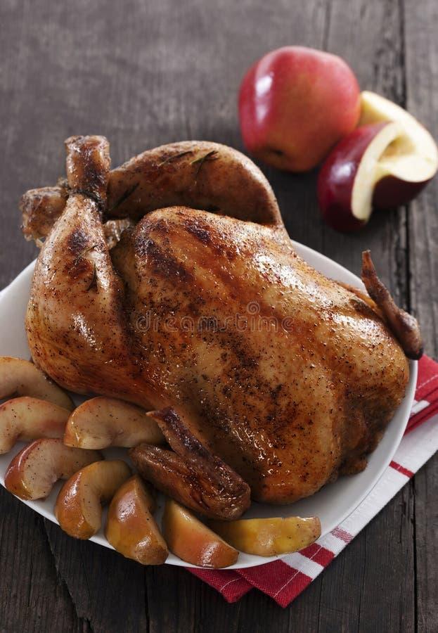 Free Roasted Chicken Stock Photos - 17669553