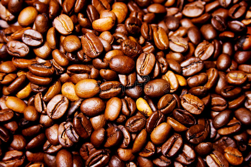 Download Roasted Coffee Beans Stock Photo - Image: 10522180