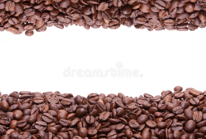 Download Roasted Coffee Beans Background Stock Photo - Image: 25379702