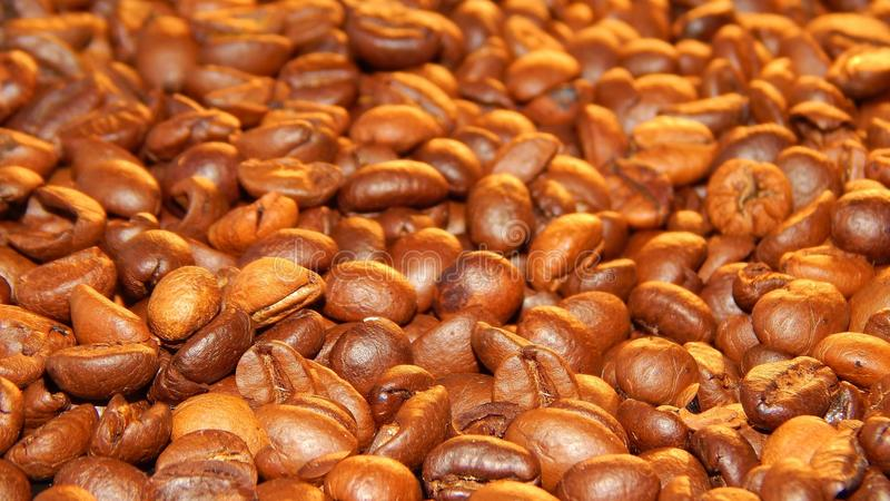 Download Roasted Coffee In Beans Stock Photo - Image: 83711495