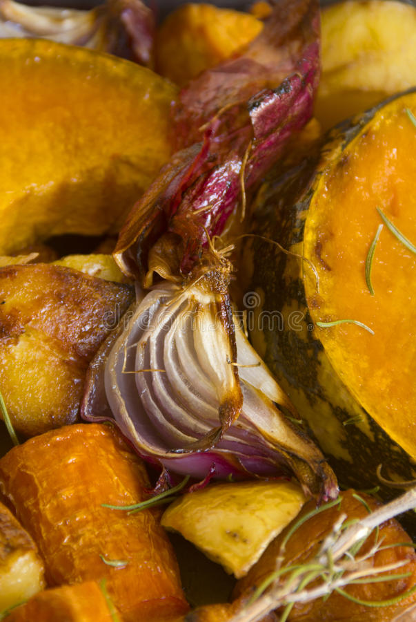 Roasted Red Onion stock photos