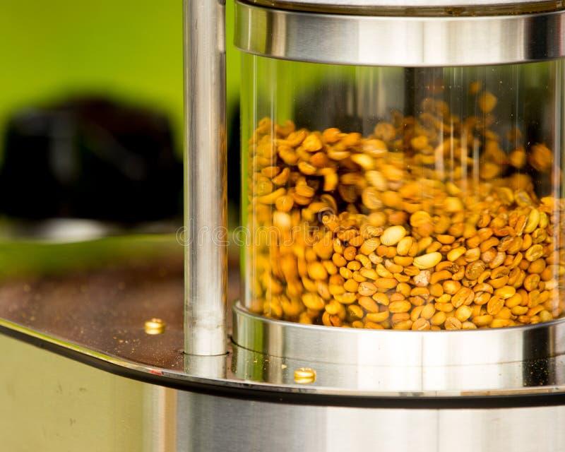 Roaster φασολιών καφέ στοκ φωτογραφία με δικαίωμα ελεύθερης χρήσης