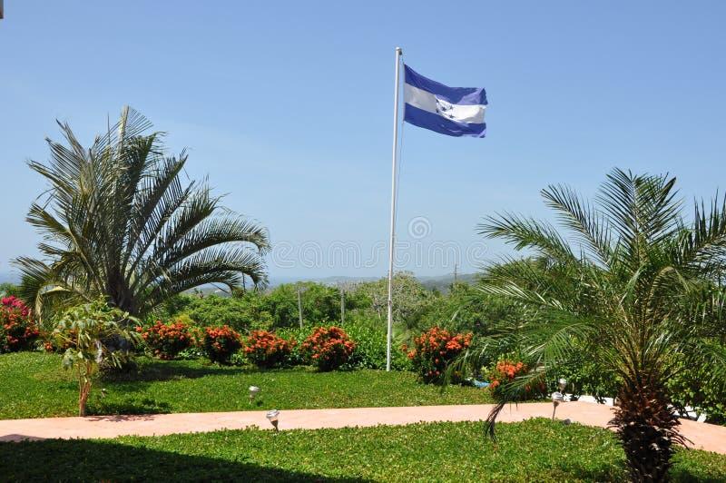 Roatan im Honduras stockbilder