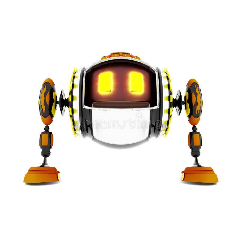 Robô imagem de stock
