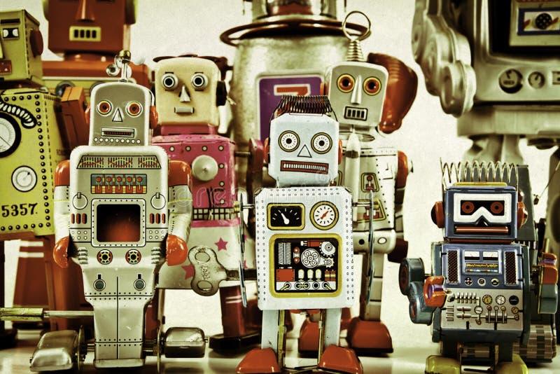Robô imagem de stock royalty free