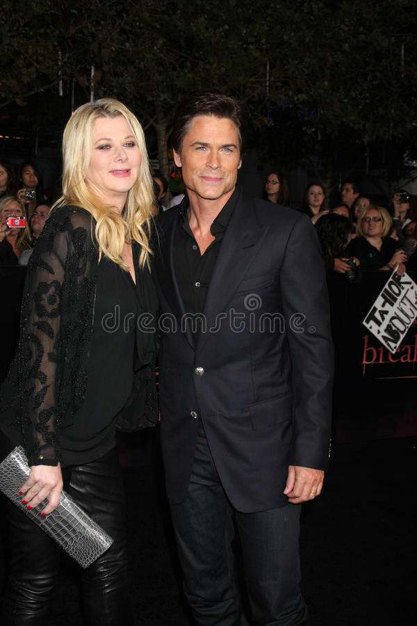 Download Rob Lowe Editorial Stock Image - Image: 22174259