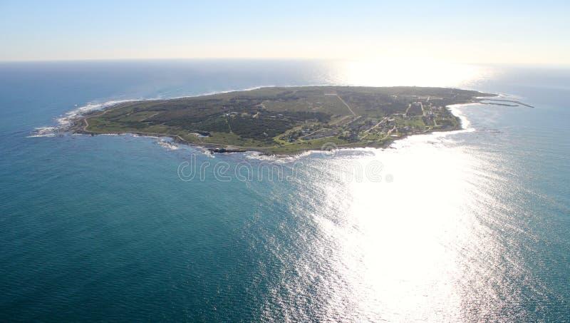 Robbeneiland, Zuid-Afrika royalty-vrije stock fotografie