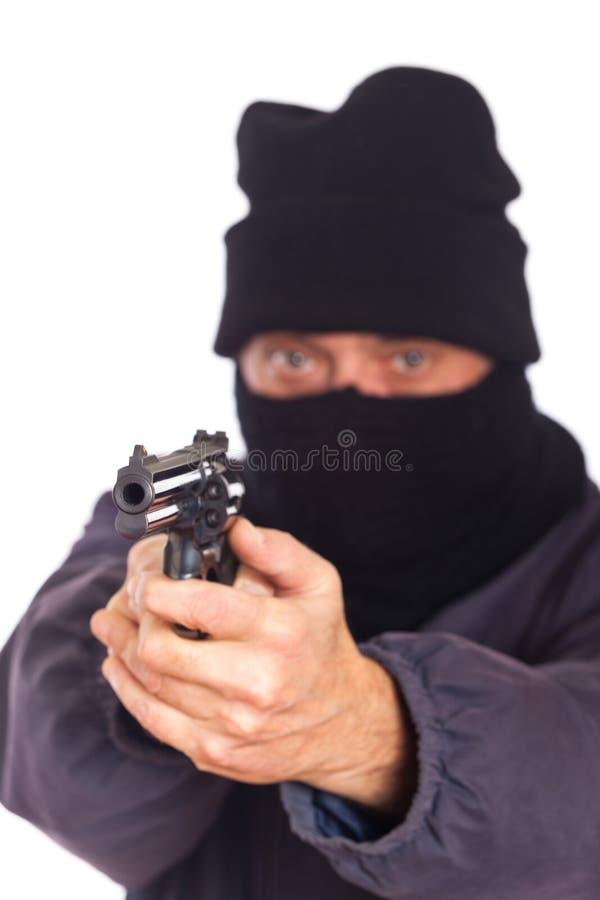 Robbery Stock Photography