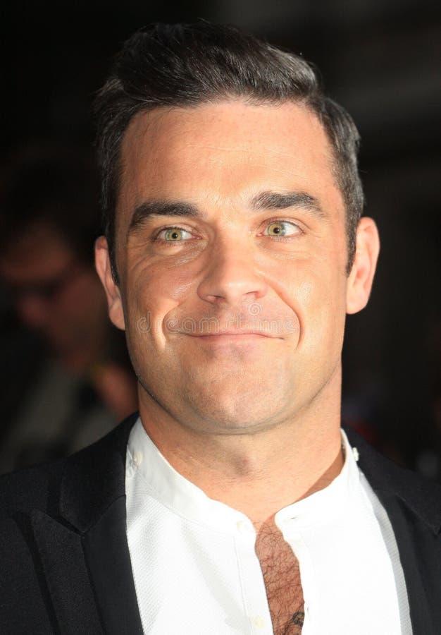 Robbie Williams zdjęcie royalty free