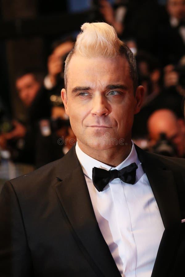 Robbie Williams obrazy royalty free