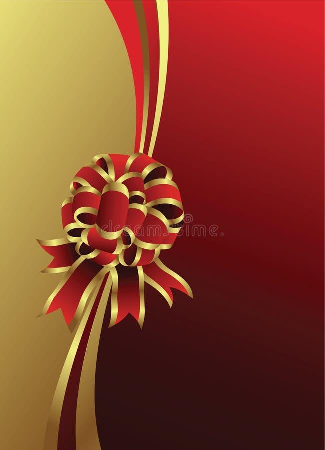 Download Robbon wrap stock vector. Image of heavenly, golden, element - 4956406