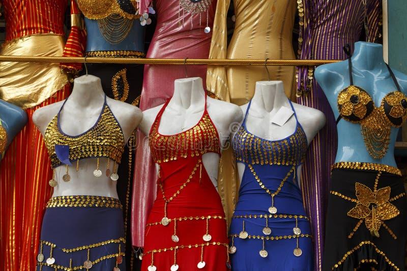 Robe de danse de ventre image libre de droits