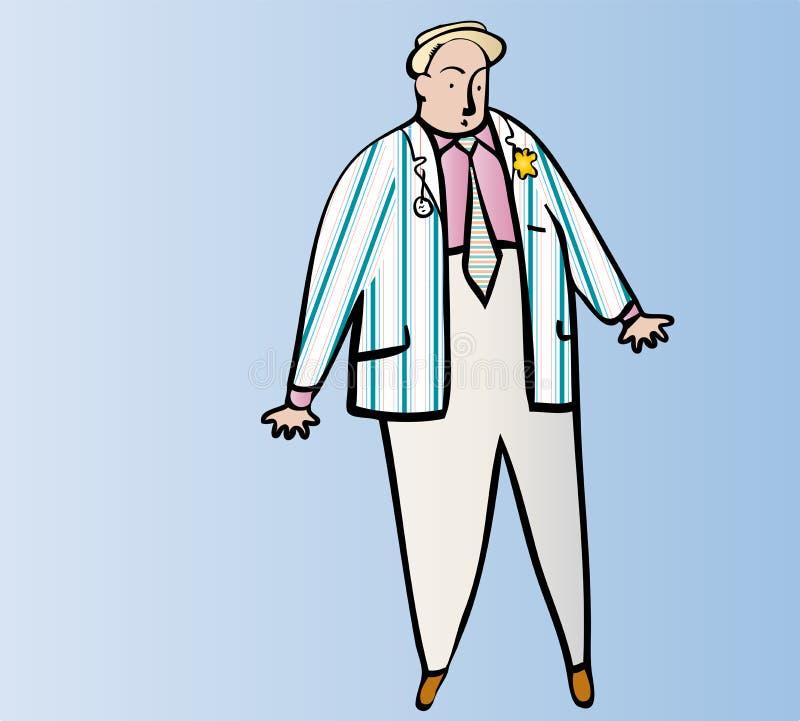 Robe de Henley Regatta illustration libre de droits