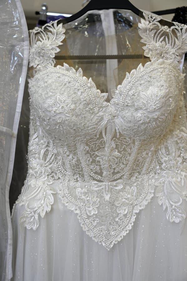 Robe de mariage de Boice images stock