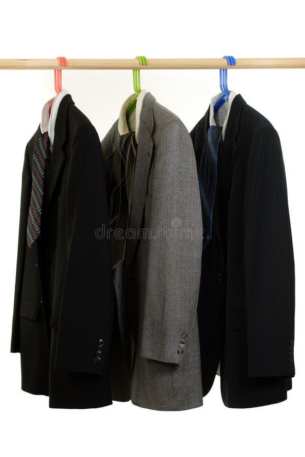 Robe de trois jours d'affaires photo stock