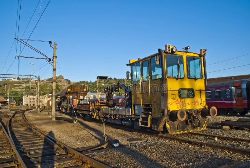Download Robel stock illustration. Image of norway, railroad, path - 26479272