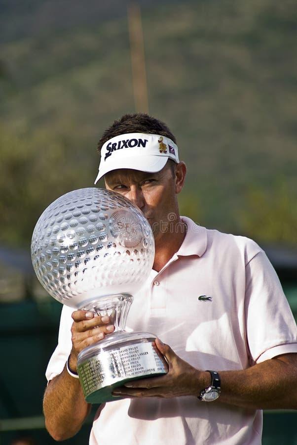 Robert Allenby - Sieger 2009 stockfoto