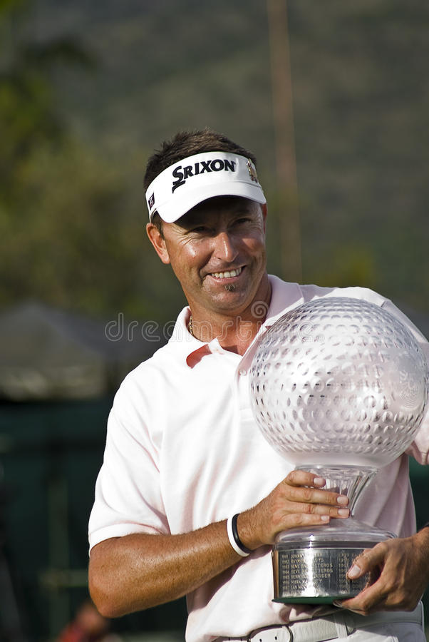Free Robert Allenby - Winner Stock Photos - 12313253