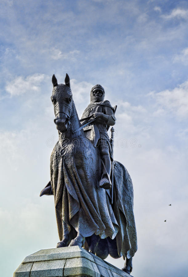 Robert the Bruce royalty free stock images