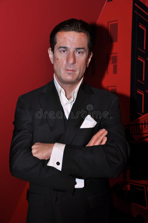 Robert de Niro stockfoto