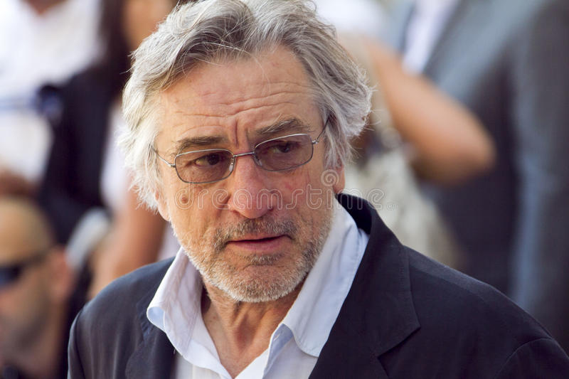 Robert De Niro stockfoto