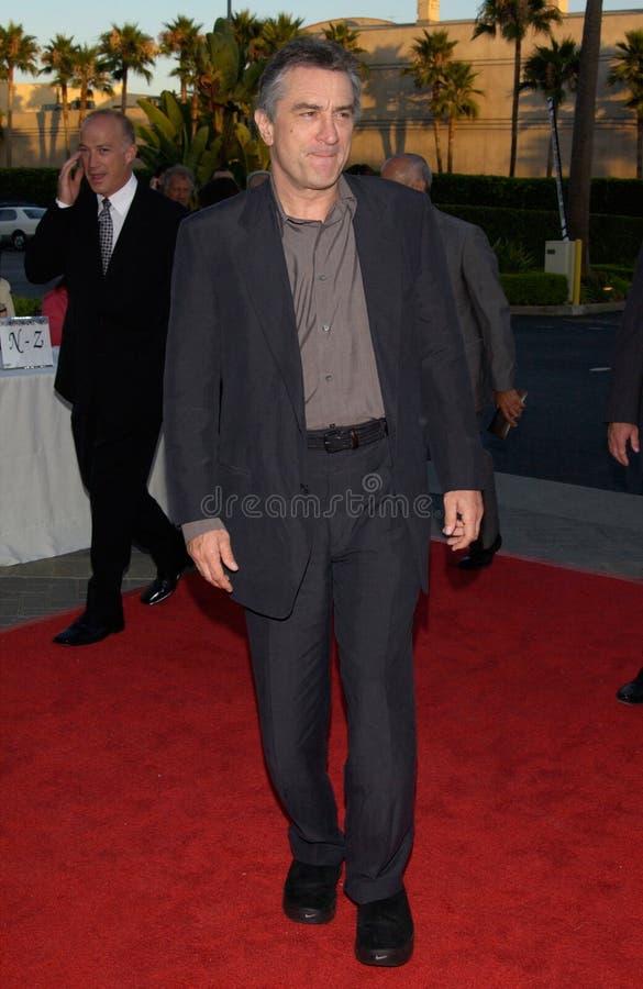 Robert De Niro stock foto's