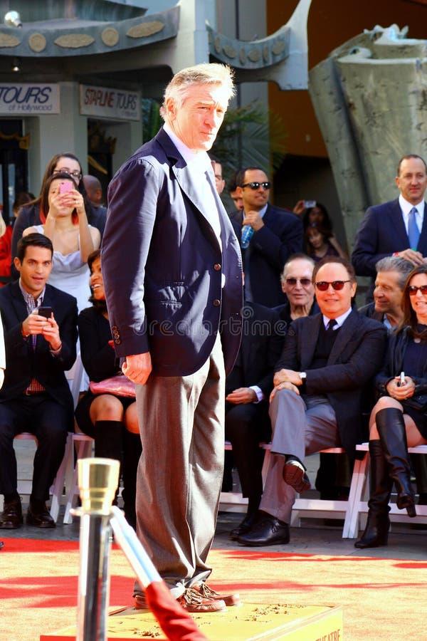 Robert De Niro imágenes de archivo libres de regalías