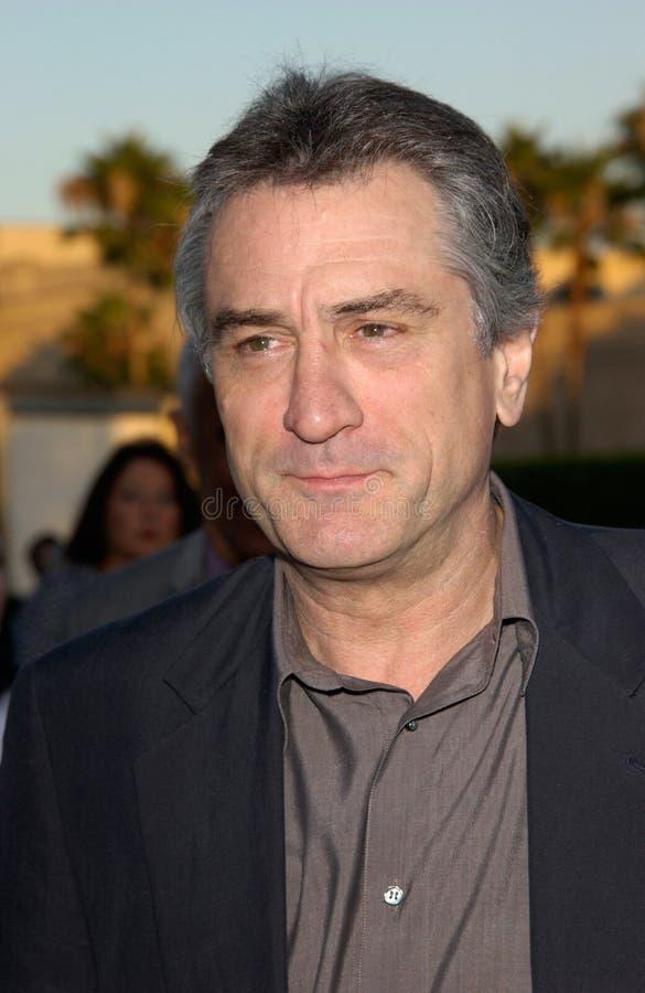 Robert De Niro stock foto