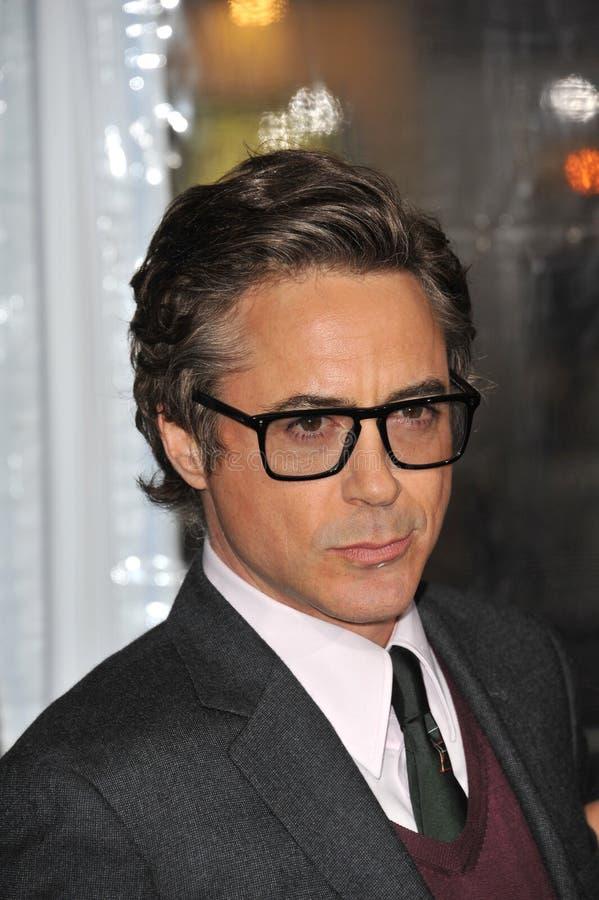 Robert Downey Jr, νεώτερος Robert Downey, Robert Downey, νεώτερος. στοκ εικόνα