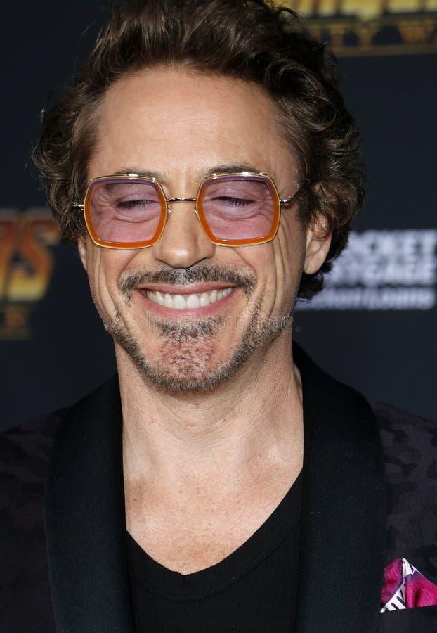 Robert Downey Jr royalty-vrije stock fotografie