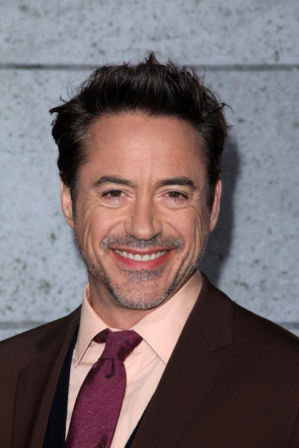 Robert Downey, Jr. royalty-vrije stock afbeeldingen
