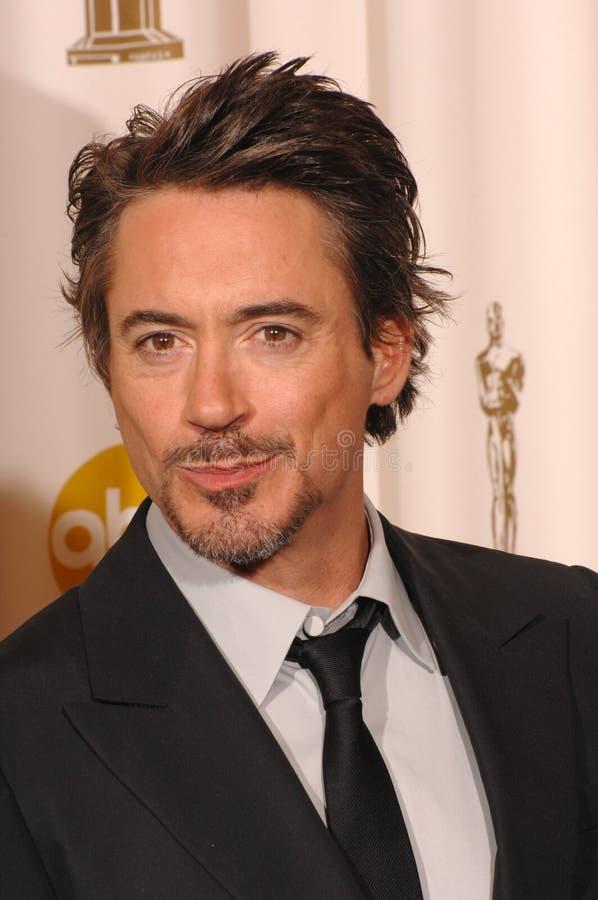 Robert Downey Jr royalty-vrije stock foto