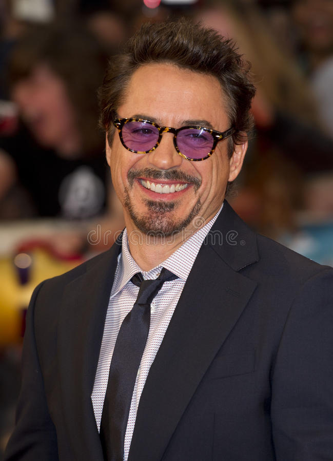Free Robert Downey, Jr. Stock Images - 25374484