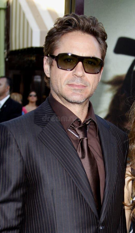 Robert Downey Jr images stock