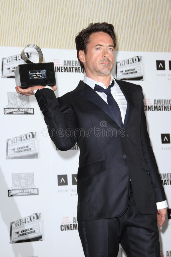 Robert Downey Jr, Robert Downey Jr., Robert Downey, Jr. stock photography
