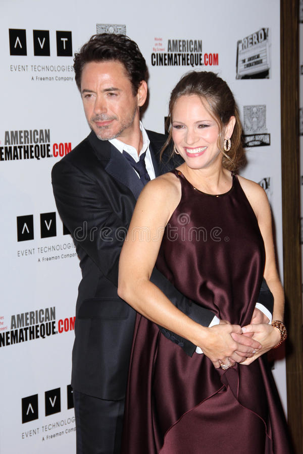 Download Robert Downey Jr, Robert Downey Jr., Robert Downey, Jr., Susan Downey Editorial Photo - Image: 21785021