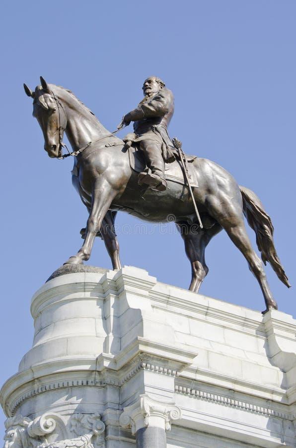 Robert E. Lee immagine stock libera da diritti