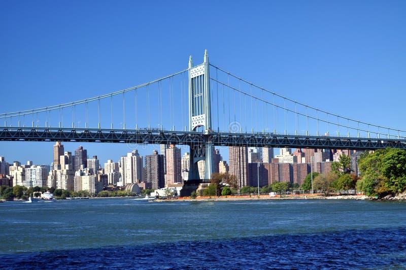 Robert F. Kennedy bridge royalty free stock photography