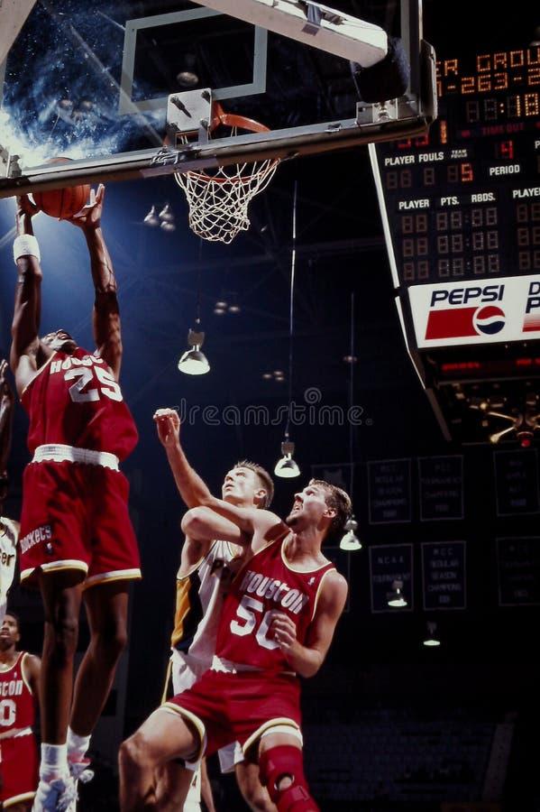 Free Robert Horry, Houston Rockets Royalty Free Stock Image - 44407116