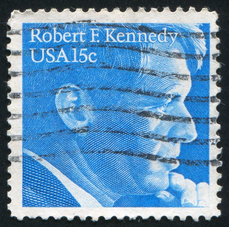 Robert Kennedy stock foto