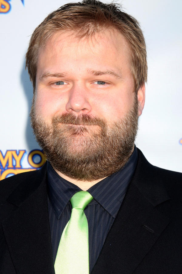 Robert Kirkman. LOS ANGELES - JUL 26: Robert Kirkman arrives at the 2012 Saturn Awards at Castaways on July 26, 2012 in Burbank, CA stock photography