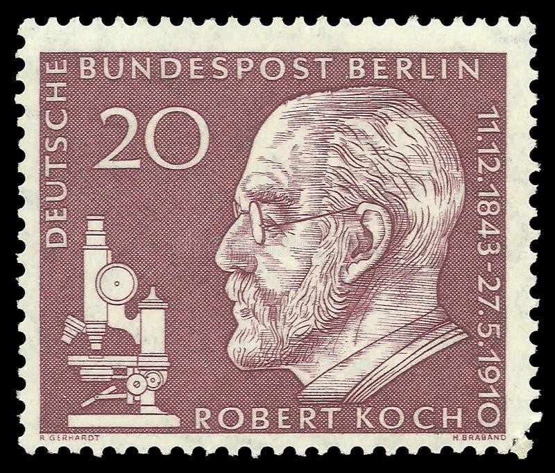 Robert Koch stock afbeeldingen
