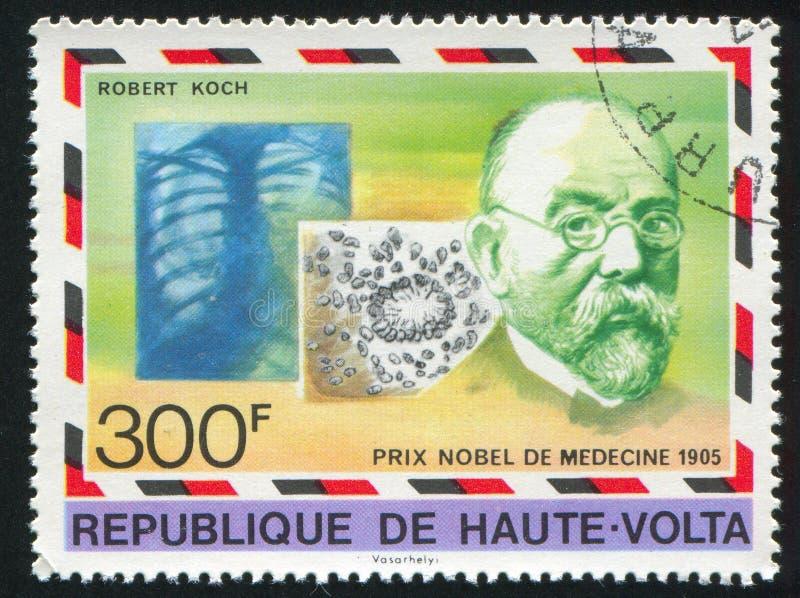 Robert Koch stock foto
