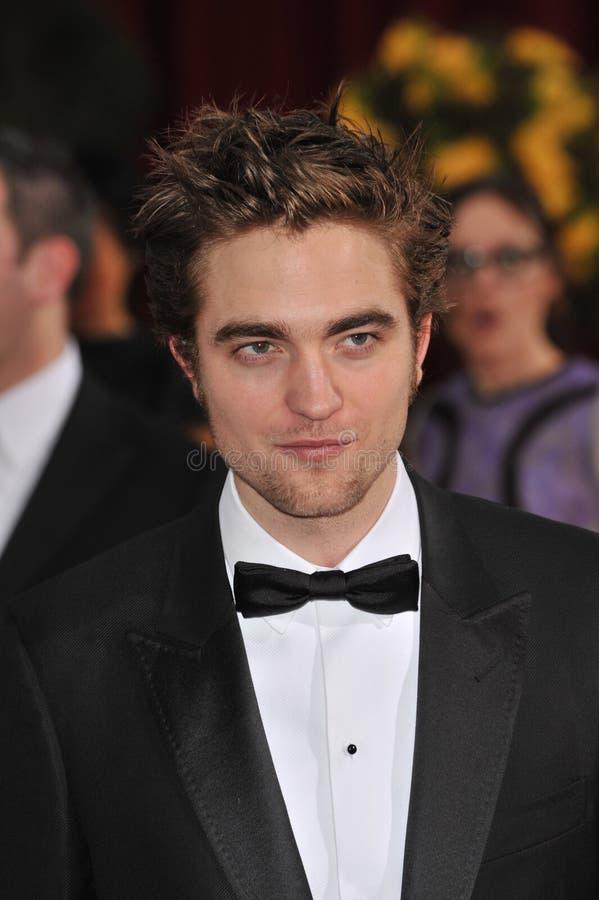 Robert Pattinson obraz stock
