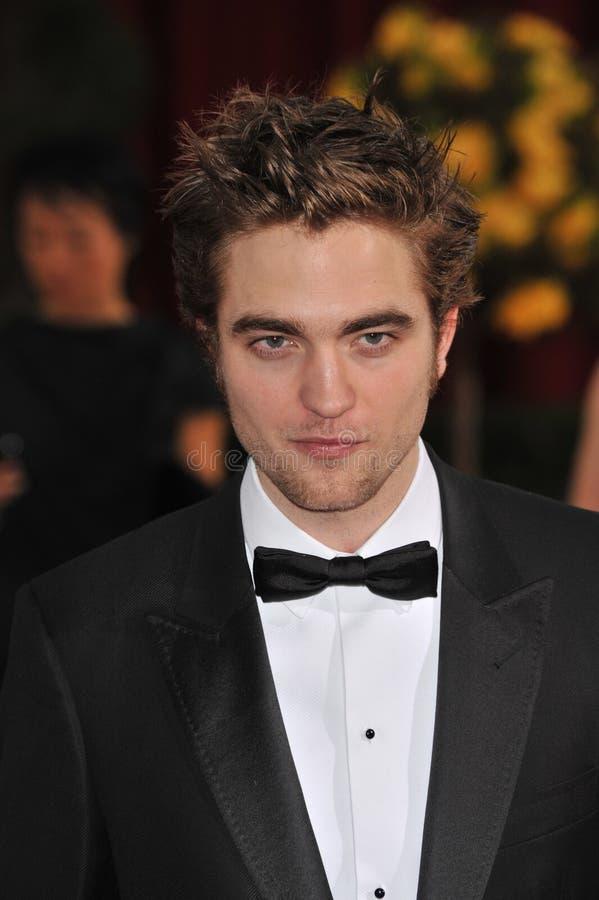 Robert Pattinson images stock