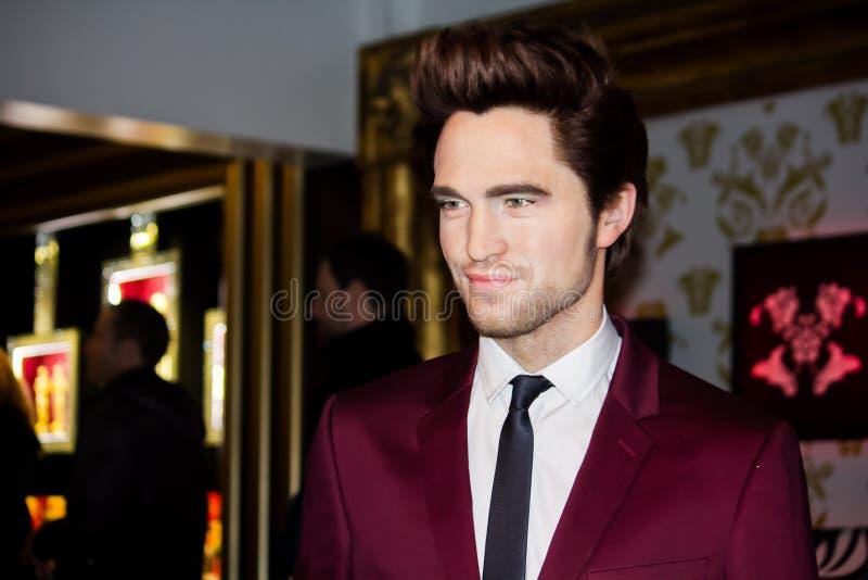 Robert Pattinson immagine stock libera da diritti