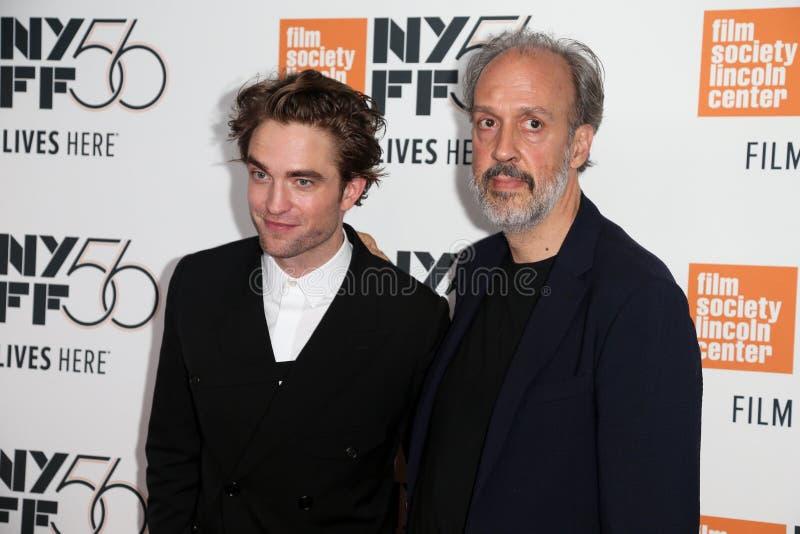 Robert Pattinson, Kent Jones lizenzfreie stockbilder