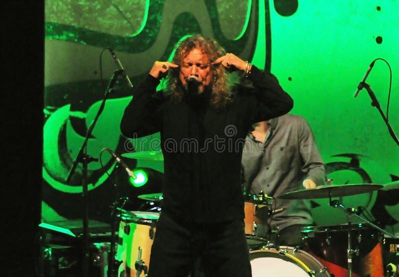 Robert Plant immagini stock